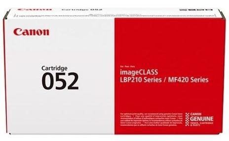 Genuine Canon CART052 Black Toner