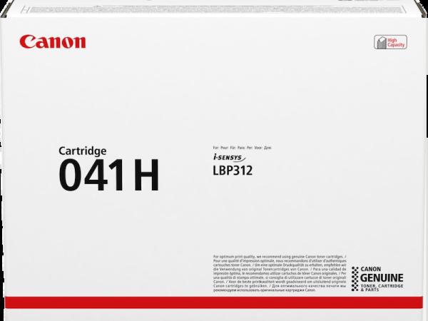 Genuine Canon CART041 High Yield Black Toner