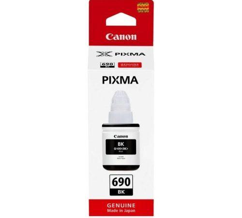 Genuine Canon GI690 Black Ink Bottle